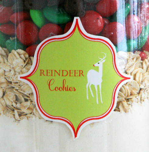 Cookie Jar labels