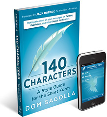 140 Characters, the Book & the App
