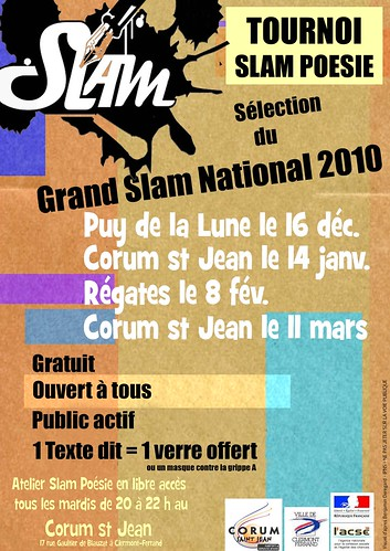 Clermont Sélection du grand slam national 2010