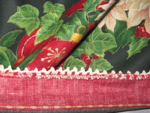 Christmas skirt 2009 017