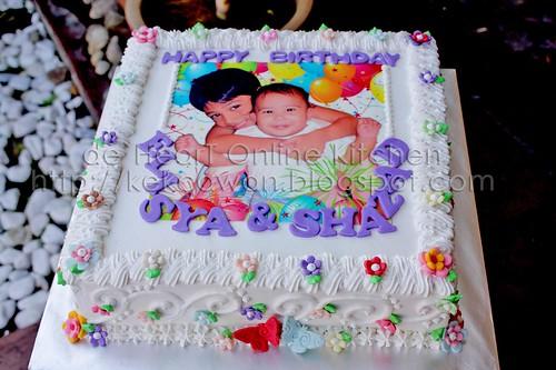 Cake Elisya shazad