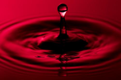 Crimson, by Dave Sheil