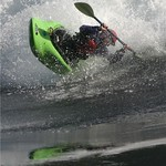 "WP kayak guide Andy playboating at Skook <a style=""margin-left:10px; font-size:0.8em;"" href=""http://www.flickr.com/photos/25543971@N05/4251637767/"" target=""_blank"">@flickr</a>"
