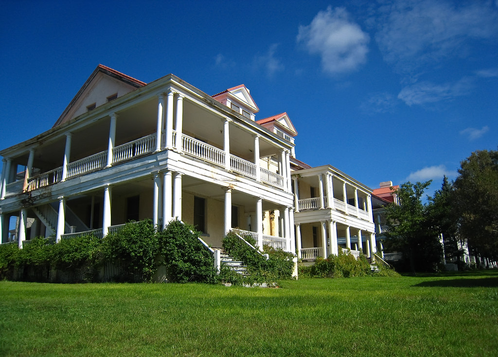 Historic Fort Bayard Officers Quarters