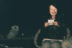 告別2009年的那個晚上的營火願望