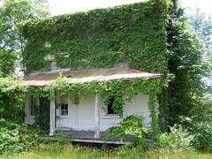 William Hyman House 2009 (History Rambler) Tags: old house abandoned nc martin south southern plantation vacant antebellum