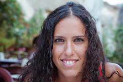 (giocagg) Tags: smile donna sguardo sicily giovanna sorriso mm 50 ritratto sicilia scopello