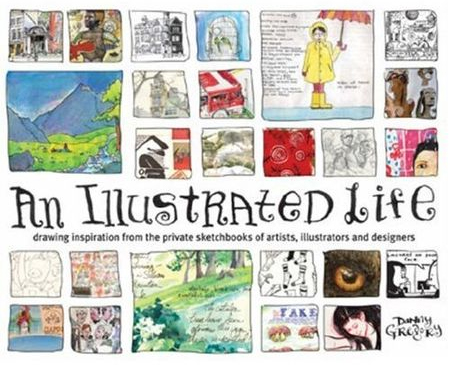 An illustrated life book cover