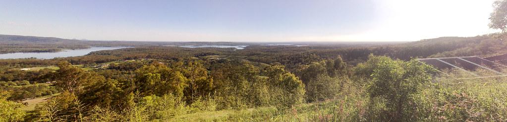 Clear Mountain Panorama