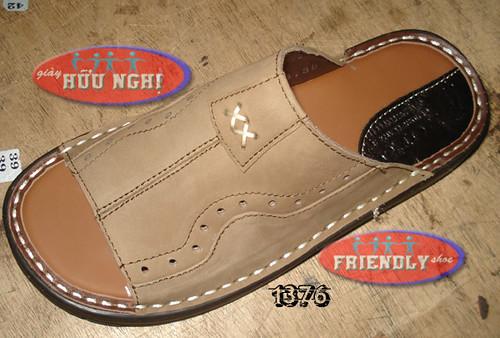 Chuyên sản xuất, cung cấp sỉ giày, dép...da dành cho nam - 23