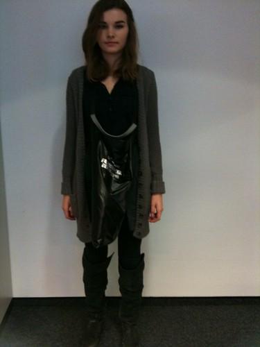 Pauline und die Fashion-Week-Tasche, 2