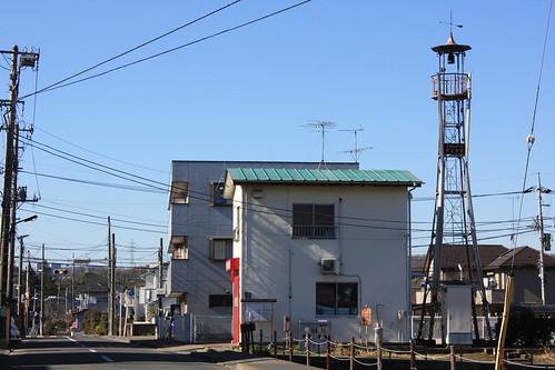 和田の火の見櫓