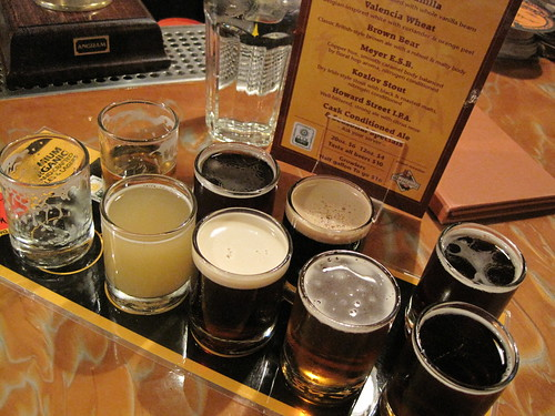 Thirsty Bear Brewery