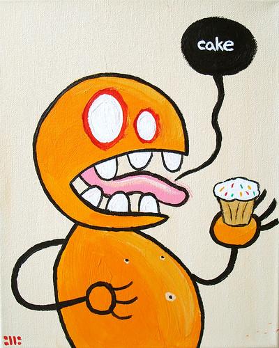 Fat Kid Loves Cake