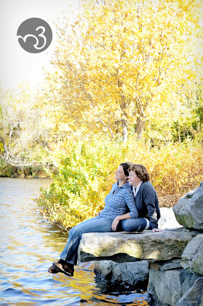 Maggie & Bonnie-Jeanne, engagement session