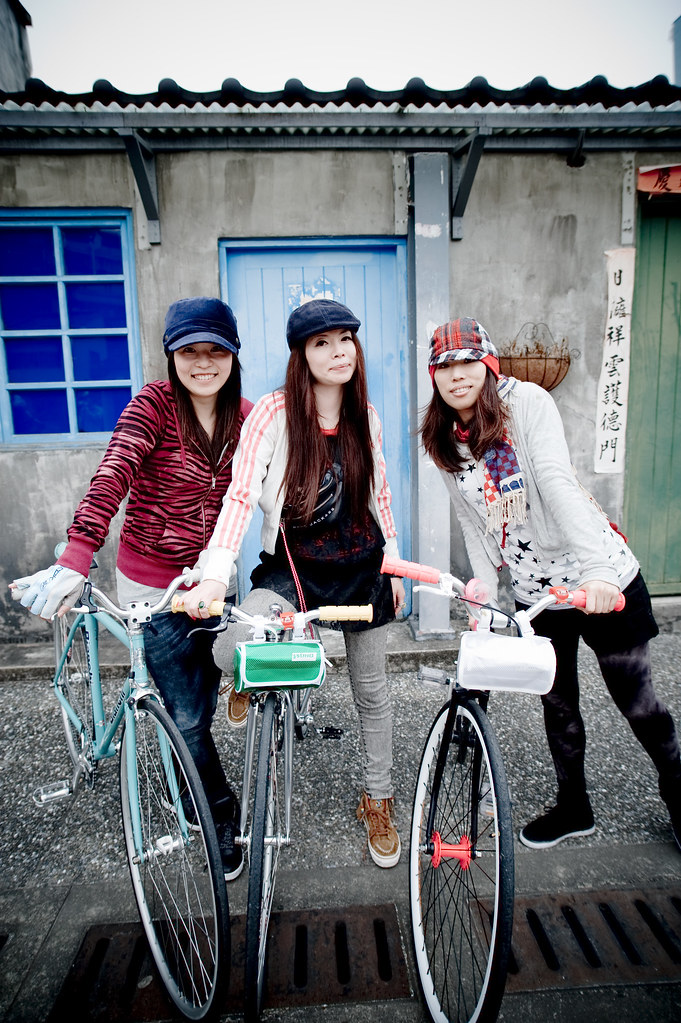 4318826881 176dd08e3c b Shout out to Fixed Gear Girl Taiwan