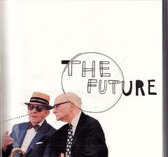 future (PerisianPowerhouse) Tags: hat smart circle walking typography glasses sitting font type stick talking oldmen collarge letroset