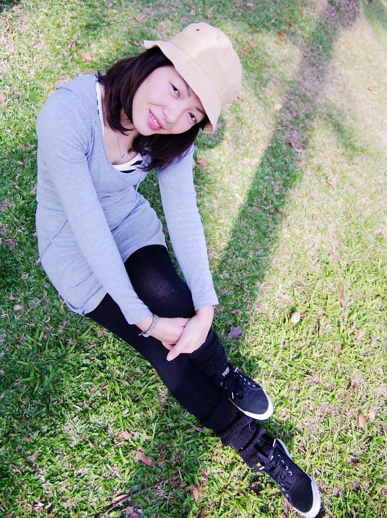 莊園古堡練拍---Vivian