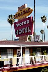 Saharan Motor Hotel (carlossadness) Tags: california hotel los angeles motor
