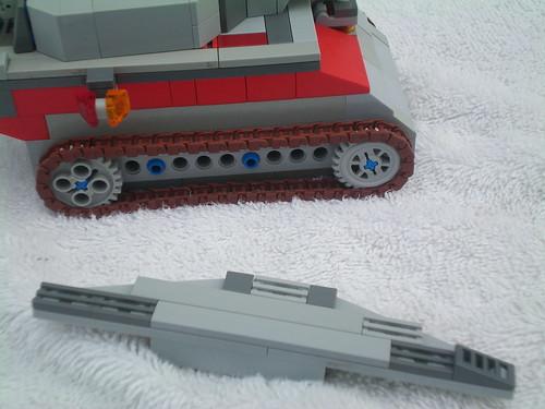 U.N.E. LT-TT-250 'Ox' v2