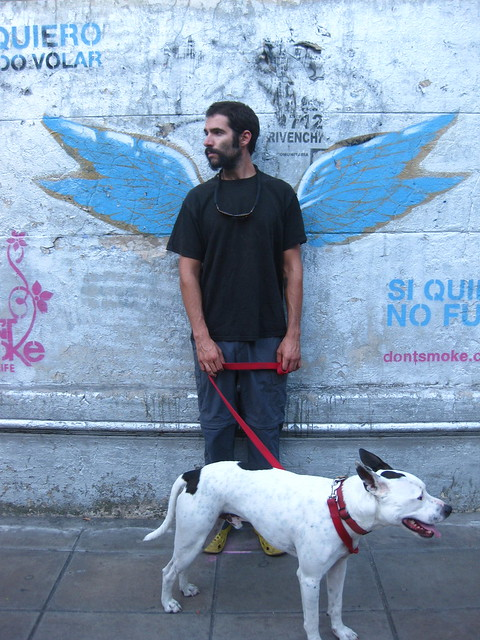 Nick and Domino in Buenos Aires