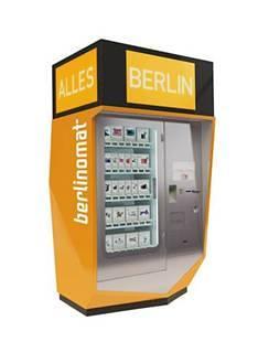 Geschenkautomat von Berlinomat