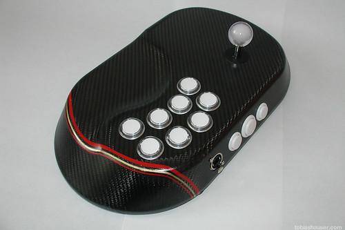 Carbon Fiber Joystick