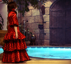 Spanish Girl (NoSha NaQi) Tags: girl photography best spanish custom todays salma nosha