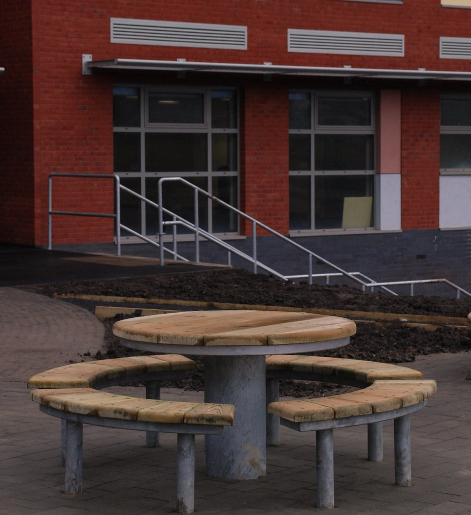 """curvy street furniture"" ""Street furniture"" ""wooden street furniture"""