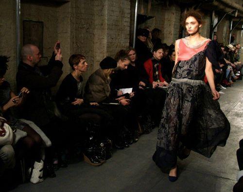 Fashion East at London Fashion Week Fall/10