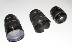 Lenses used with Canon 7D (video) (Cameron Moll) Tags: canon7d