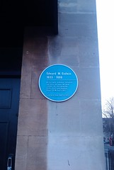 Photo of Edward William Godwin blue plaque