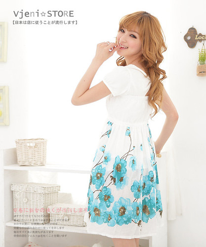 floral babydoll dress 47 45