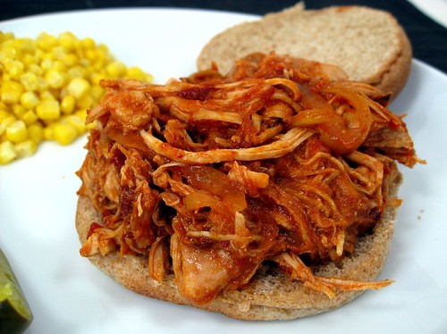 Slowcooker Pulled Chicken Elly Says Opa
