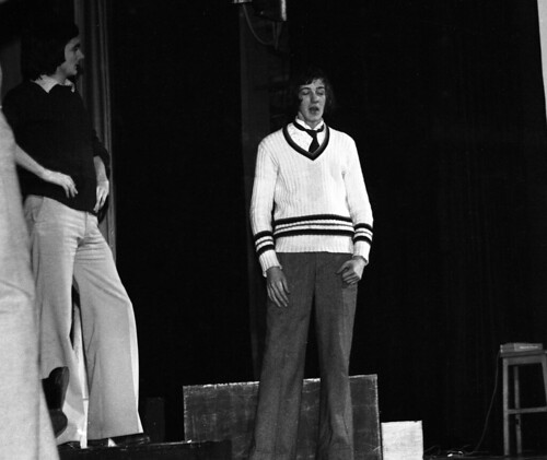 Stephen Fry - A Midsummer Night's Dream - Rehearsal at NorCaT by takes pictures