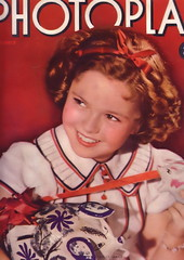 Shirley Temple on the cover of Photoplay, September 1939 (Silverbluestar) Tags: ladies girls white color classic film beautiful beauty vintage magazine stars 1930s women pretty dancer womens cover bow hollywood singer actress movies celebrities piggybank 1939 shirleytemple twentiethcenturyfox 20thcenturyfox photoplay womens