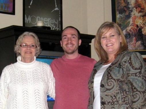Jan, Josh, and Kristi