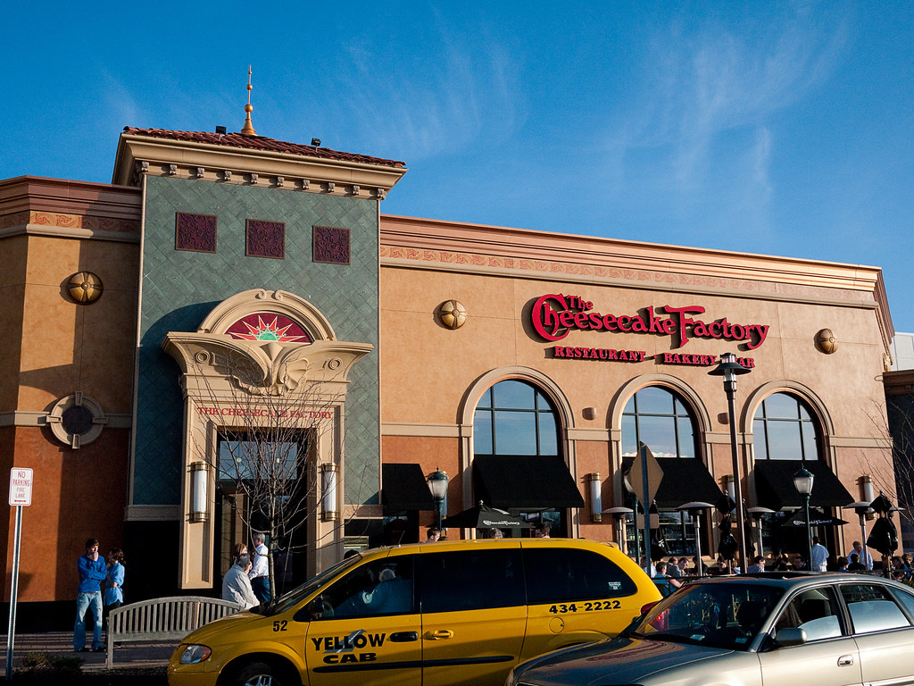 Cheesecake Factory White Plains NY locations, hours, phone number, map and driving directions.