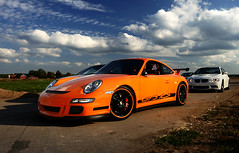 Porsche 997 GT3 RS (Patrik Karlsson 2002tii) Tags: 911 turbo porsche rs gt3 997  911