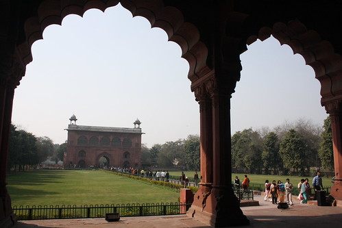 Essay on visit to red fort