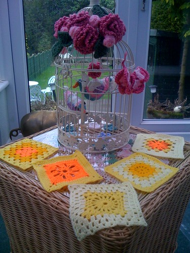 BrendaS2 UK. Your Squares are full of Sunshine! Thank you so much!