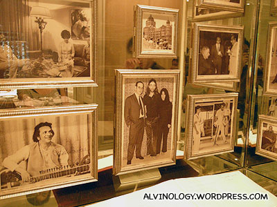 Photos of famous people who have stayed at the Taj Hotel before