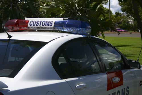 douanes australie