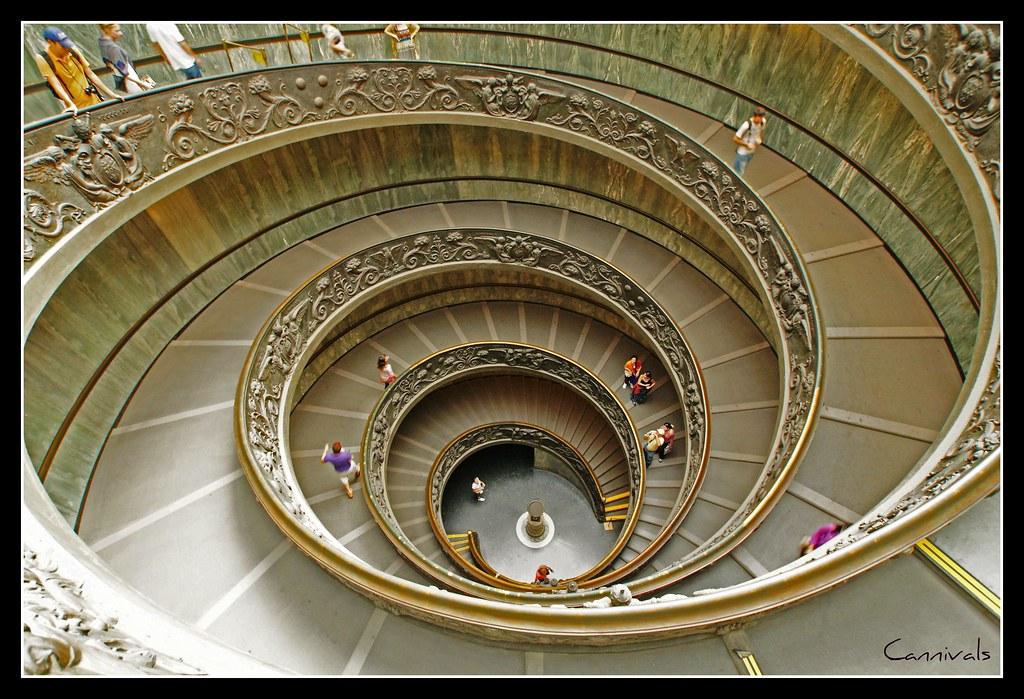 The world 39 s best photos of caracol and vaticano flickr - Escaleras de caracol ...