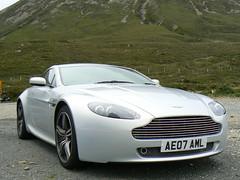 Vantage N400 (barley53) Tags: skye scotland supercar v8 astonmartin vantage n400