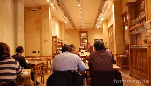 Onde comer em Madri