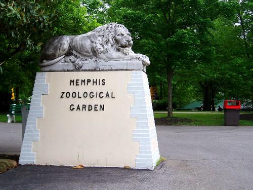 Memphis Zoological Gardens