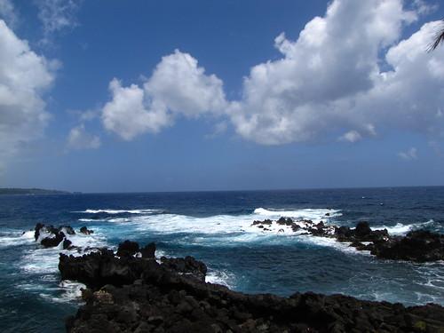 Nahiku Road (near Hana, Maui, Hawaii)