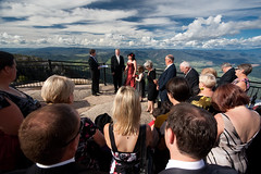On Top of The World (Kieran Campbell) Tags: family wedding friends couple bright mark ceremony australia jo victoria alpine vic mountbuffalo mtbuffalo porepunkah eurobin