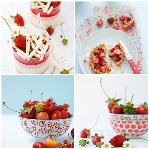 Canelle-vanille strawberries